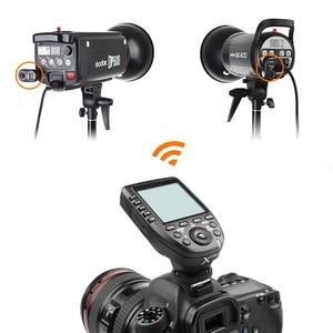 Image 5 - Godox xpro c e ttl 2.4グラムワイヤレス高速同期1/8000 s ×システム高速フラッシュトリガー+ 4x XTR 16用キヤノンeosカメラ