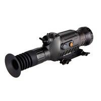 Long Range Тактический термальность изображений Airsoft Оптика прицел День Ночь Охота правой видения оборудования под 1000 м