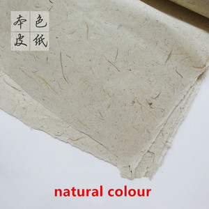 Image 5 - Рисовая бумага xuan для китайской живописи, наполовину НЕОБРАБОТАННАЯ рисовая бумага, 6 футов, Высококачественная картина ручной работы для создания кожи, цитрат 180*60 см