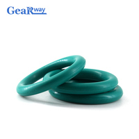 Gearway 5 мм толщина уплотнительное кольцо зеленый FKM уплотнительное кольцо-уплотнитель 60/61/62/63/78/79/80 мм OD фторкаучук колцеобразное уплотнение ш...