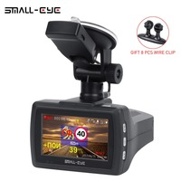 МАЛЫЙ ГЛАЗ Ambarella A7 Видеорегистраторы для автомобилей Камера Антирадары Gps 3 в 1 1080P Full HD 1296 P видео Регистраторы регистратор регистраторы 170 гр