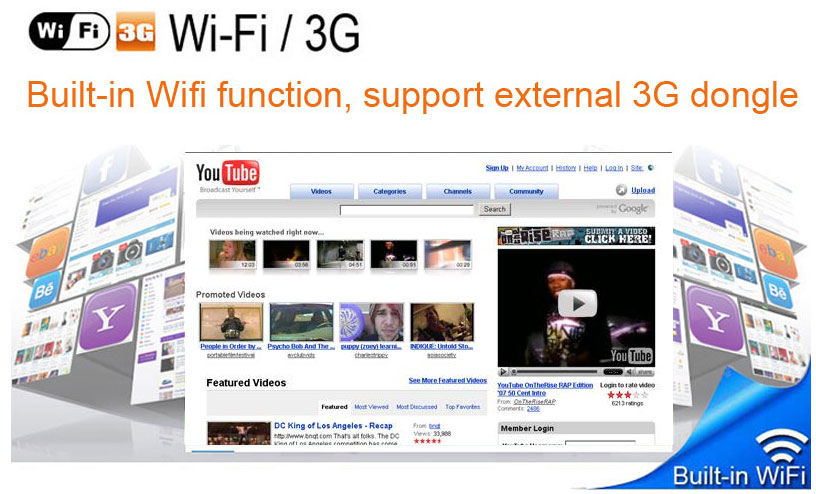 Wifi3G