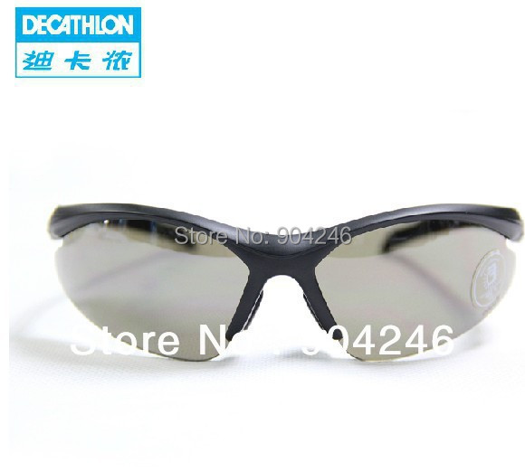 46a6c0930d Freeshipping DECATHLON Cycling sunglasses Men s Running Running windproof  glasses ORAO-in Movie   TV costumes from Novelty   Special Use on  Aliexpress.com ...
