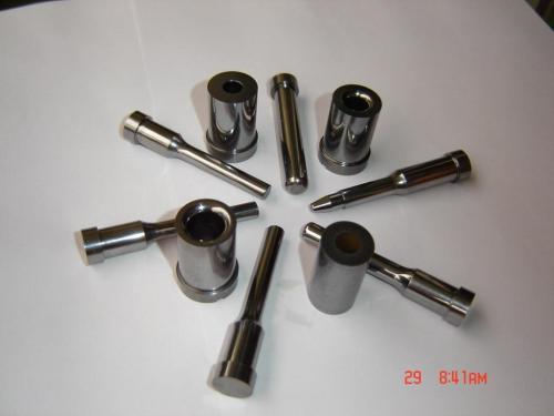 Custom super high hardness tungsten steel parts machining carbide parts