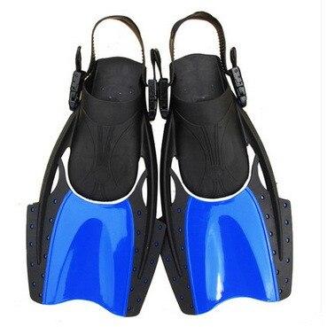 Adulte Natation Palmes Réglable Submersible Longues Nageoires Snorkeling Pied De Natation Flipper Palmes de Plongée Sports Nautiques Natation Palmes
