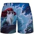 Многие стили моды Пляж Шорты Новый 2016 Шорты Мужчин Летние Пляжные Шорты Плед Полосы Star Одежда Причинно мужские шорты борту