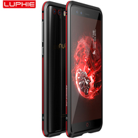 For ZTE Nubia Z17 Mini S Case Two Colors Aluminum Metal Bumper Case For Nubia Z17