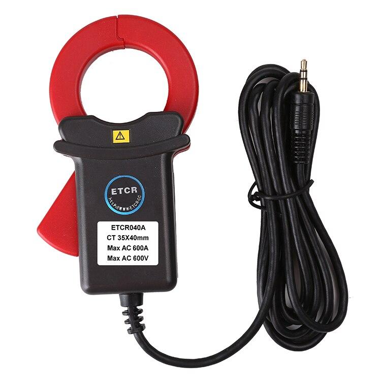 ETCR040A capteur de courant de serrage