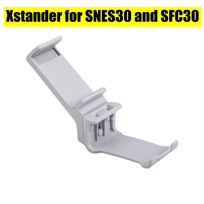 For 8Bitdo Xstander Clip GamePad Holder Controller stand for SNES30 and SFC30 Game Controllers Stand Holder
