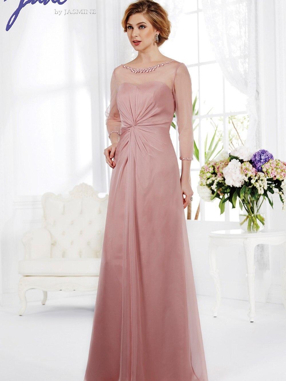 Impresionante encanto de la madre del novio vestido de noche 2015 ...