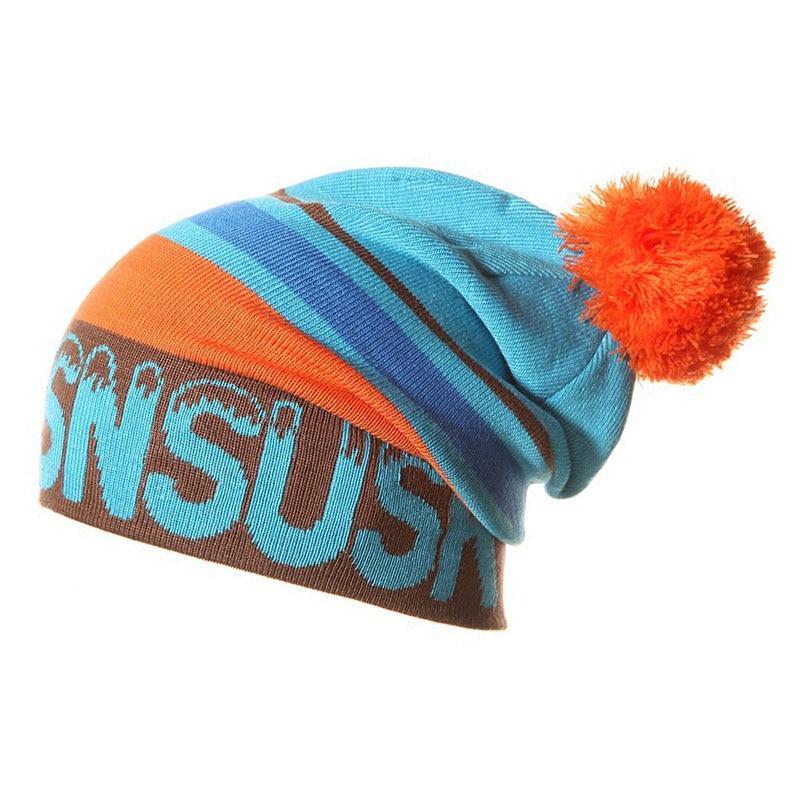 Aliexpress.com  Comprar 2019 gusano de invierno gorras Gorros patinaje sombreros  Snowboard sombrero esquí sombrero para hombre 98b65dc10e3
