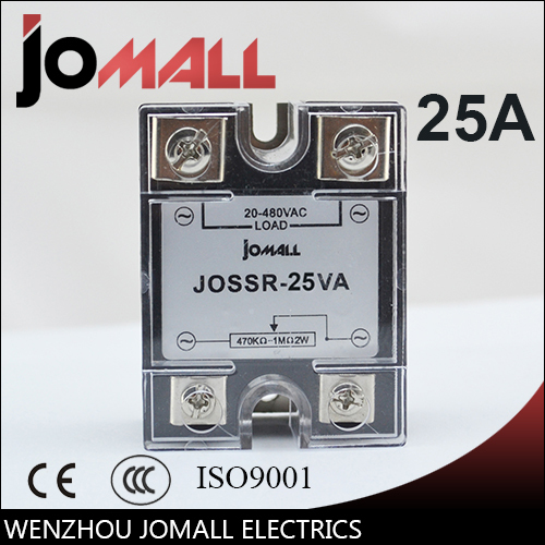 SSR 25VA VR To AC 25A Solid State Voltage Regulator SSVR in Relays from Home Improvement