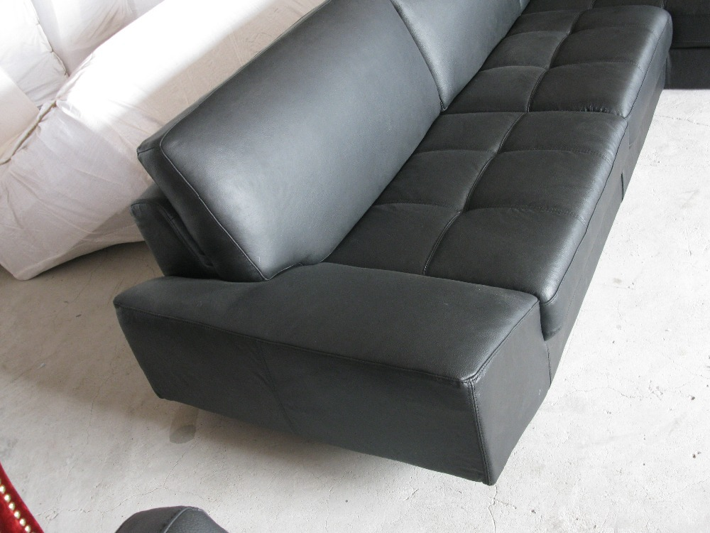 Elegante en rationele lederen bank Sofa in de woonkamer sectionele - - Meubilair - Foto 4
