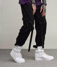 Военная Униформа регулируемая застежка бретели для нижнего белья тактический брюки девочек 2018 для мужчин наклонная карман Jogger б