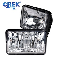 CREK 7X6 5X7 5 60W H7 Truck LED Headlight Wrangler Head Light For Jeep ATV SUV 4WD 4x4 Tractor Car Offroad Work