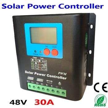 48V 30A Intelligent 48V Solar Charge Controller  for Solar power system solar power controller