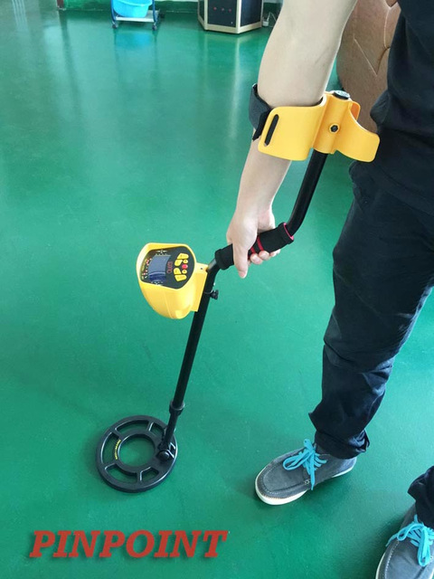 HOT!Free Shipping <font><b>MD3010</b></font> underground metal detector,Ground metal detector, Gold detector, Nugget detectcor and Treasure Hunt! image