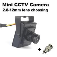 Free Shipping NGtechnic CCTV Camera 800TVL Super Mini CCTV Surveillance Camera Size 35x35mm