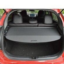 Lsrtw2017 багажник автомобиля занавес крышка специально для Toyota Yaris XP150 2013 2014 2015 2016 2017 2018