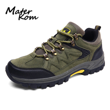 39-47 Professional Men Outdoor Hiking Sneakers Waterproof Mo