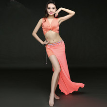 Belly dance eastern diamond embroidery skirts bra dress costume for oriental dance dancing belt for belly dancing suit set  760