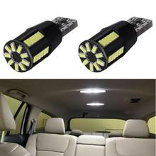 2x T10 LED W5W Canbus Parking Light for Opel Astra k g Meriva Insignia Zafira Vectra c Corsa b d Car Interior Lighting Auto lamp цена 2017