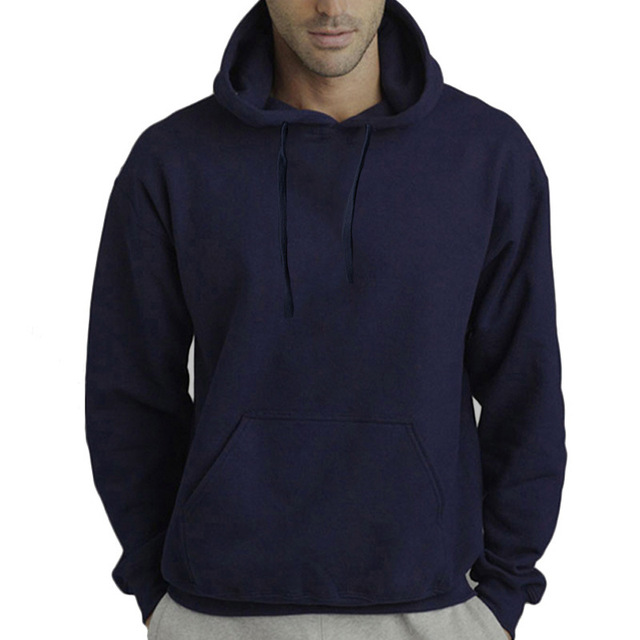 Autumn and Winter Men's Hoodies Sweatshirts Pullover for Male  3