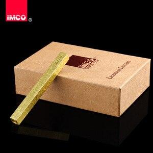 Image 3 - Genuine IMCO Lighter Delicacy Mini Slim Lighter Original Oil Gasoline Cigarette Lighter Cigar Fire Pure Copper Petrol