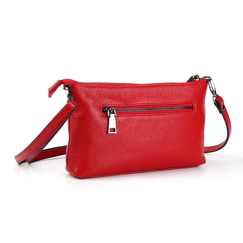 Image 3 - Cowhide Genuine Leather Women Messenger Bags Tassel Crossbody Bag Female Fashion Shoulder Bags for women Clutch Small Handbagsbag wirebags for wedding dressesbag coupons -