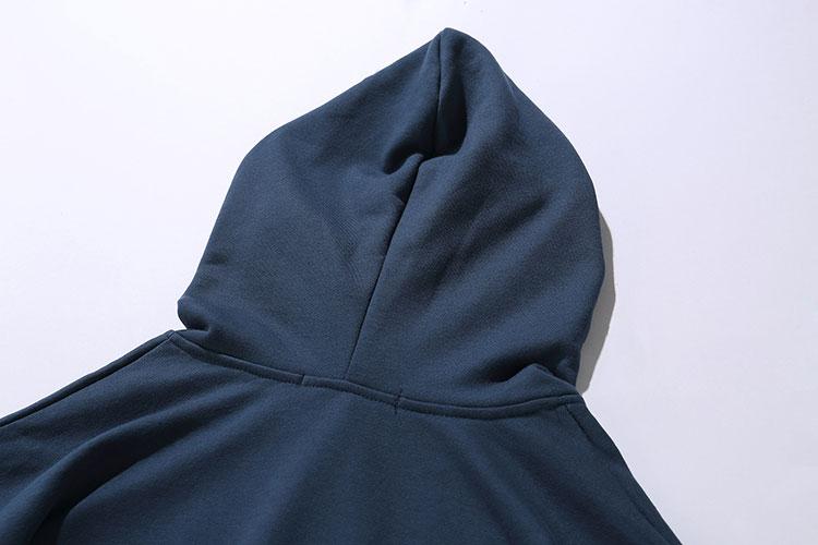 Sleeve Ribbon Hoodies 12