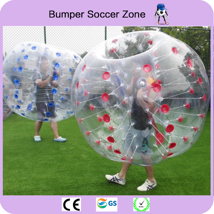 Free Shipping 0.8mm PVC 1.5m Inflatable Bubble Soccer Ball Football Bubble Soccer Zorb Ball Air Bumper Ball Human Hamster Ball free shipping juegos inflables 16x8 meters inflatable soccer field football court with pvc material for kids