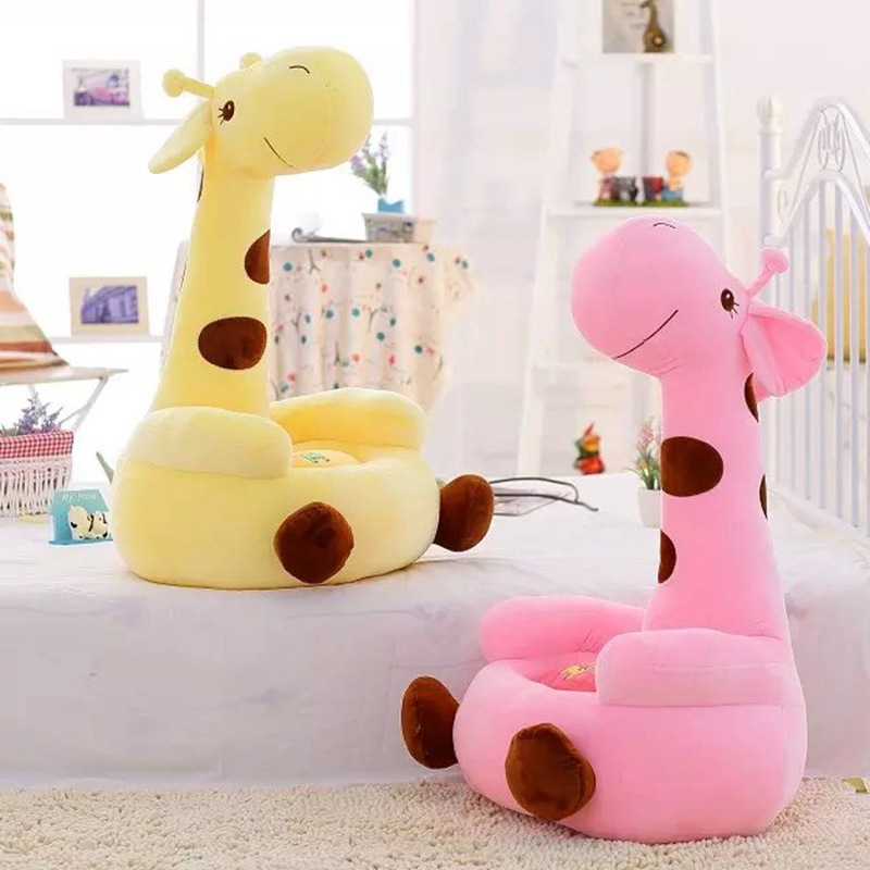 Meng Was Priced At Direct New Children Sofa Chair Plush Toy Giraffe 4 Color  Options In Children Chairs From Furniture On Aliexpress.com | Alibaba Group