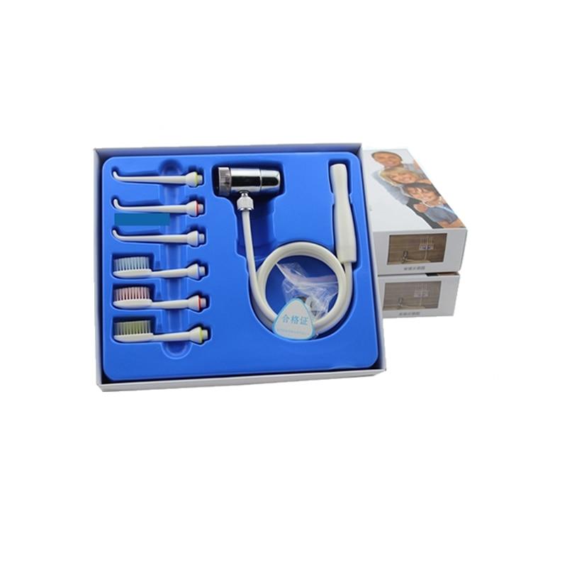 1 Satz Neue Tragbare Oral Irrigator Reinigen Die Mund Waschen Ihre Zahn Wasser Bewässerung Manuelle Wasser Dental Flosser Keine Strom