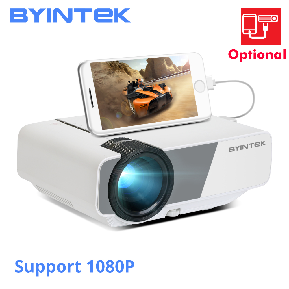 BYINTEK SKY K1/K1plus LED Portable Home Theater HD Mini Projector(Optional Wired Sync Display For Iphone Ipad Phone Tablet) caterham 7 csr