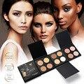4 COR New Ultimate Brilho Sombra Paleta Destacando muito Bronzer Highlighter Cosmestics Paleta Nova Maquiagem para o rosto