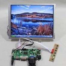 HDMI VGA DVI Audio lcd Controller board 10.4inch M104GNX1 1024×768 lcd panel