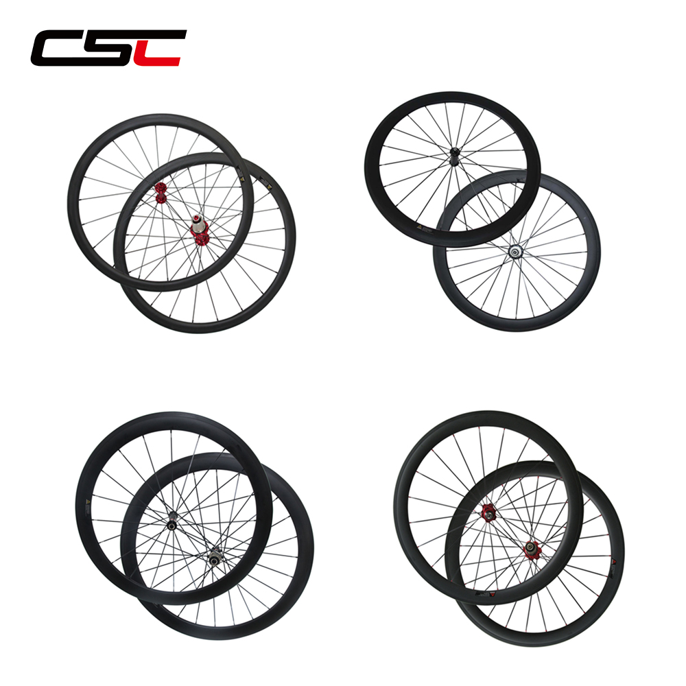 Tubeless New Bicycle Carbon Wheels Super Light 38mm 50mm 60mm 88mm Road Bike Tubeless Carbon Wheelset ozuz 38mm 50mm 60mm 88mm depth clincher carbon road bike bicycle wheelset with powerway r13 hub super light full carbon wheels