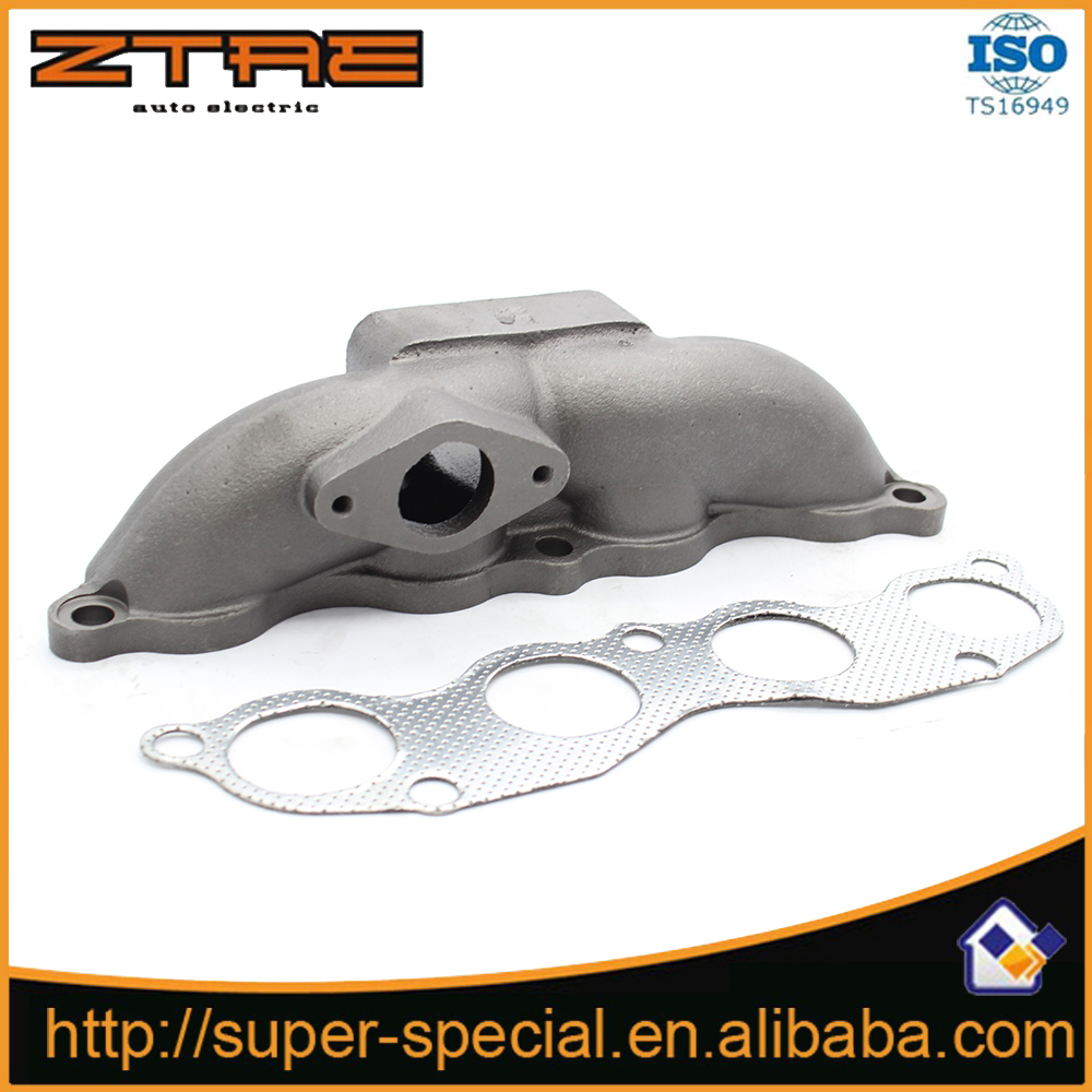 02-06 Acur@ Rsx 02-05 Hond@ Civi*c Si Ep3 K20 Race Turbo Manifold Cast Iron T3/T4