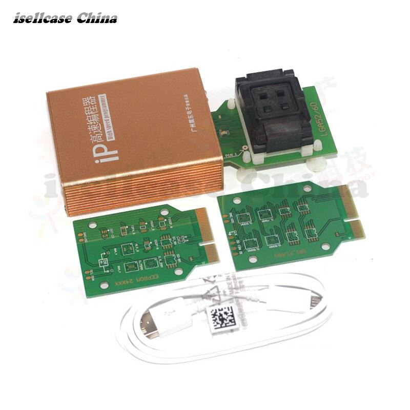 Wozniak Originale BOX IP Ad Alta Velocità Programmatore IPBOX2 Hard Disk per il iphone 4g/4 s/5/ 5C/5 s/6/6 PLUS per iPad2/3/4 Aggiornamento della Memoria
