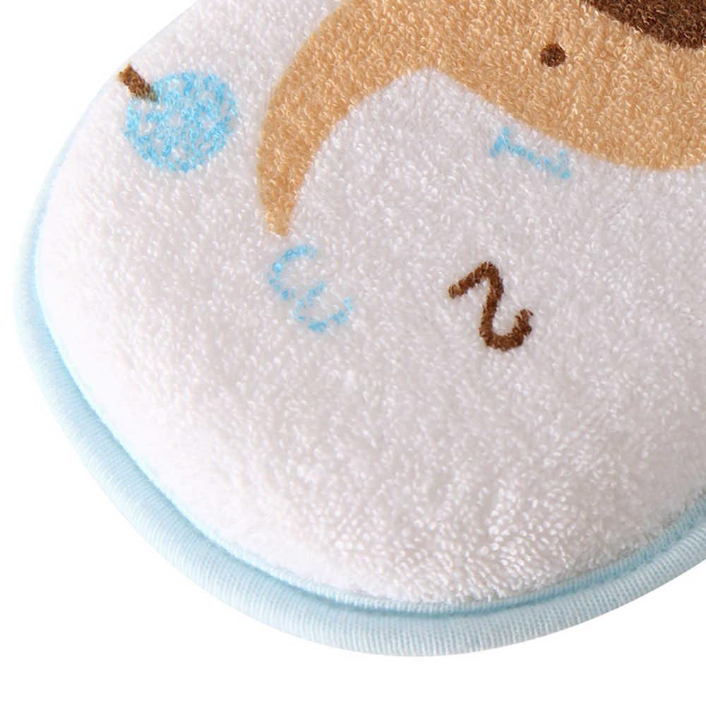 תינוק אמבטיה מברשות יילוד קריקטורה רך אמבט ספוג לילדים אביזרי מגבת מקלחת מוצרי בני בנות Z091