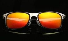 = CLARA VIDA = High Molecular Quality Alloy IP Plating Cool Men's Polarized Sunglasses Tac Enhanced Polarised Sun glasses