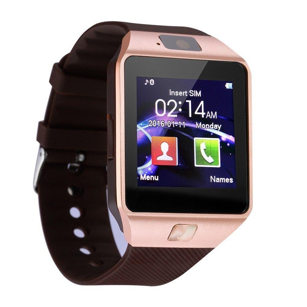 DZ09 WatchPhone With Camera Bluetooth SIM Card 1 54 inch Touch Screen font b Children b