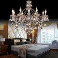 6 / 8 Heads Modern crystal chandelier Light Chandelier Crystal Chandelier Light   Living room bedroom Chandelier lamp