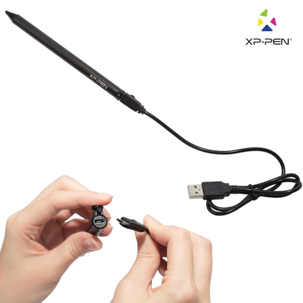 XP-Pen PN04 Originele oplaadbare metalen actieve styluspen Voor - Computerrandapparatuur - Foto 4