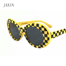 JAXIN Fashion Square Sunglasses Women Personality Trend Goggles Men Brand Design UV400 lentes de sol mujer