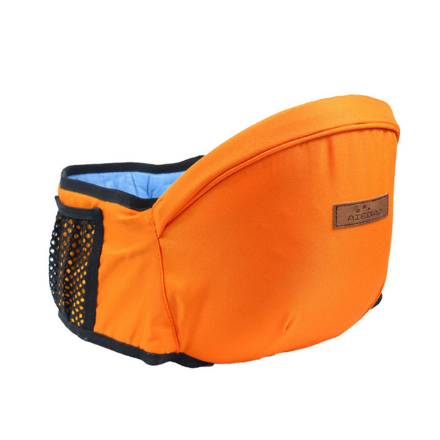 Baby Backpack Carrier Waist Stool Walkers Baby Sling Newborn Kids Pouch with Infant Belt Wrap Infant Comfortable Seat 2019 New