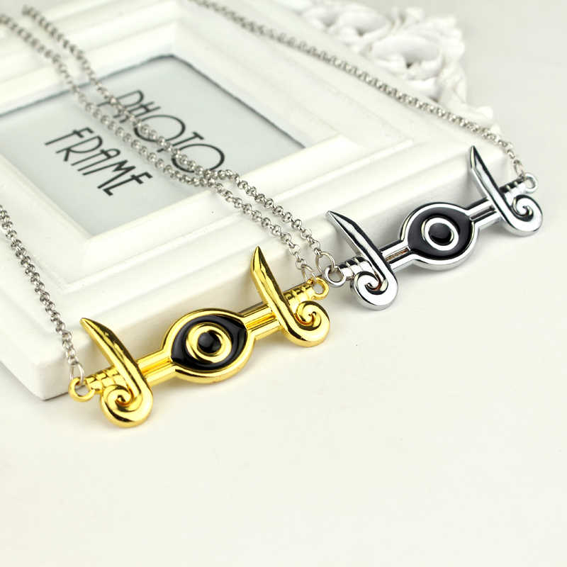 New Millennium Necklace - Yu-gi-oh! Anime Yugioh Millenium Cosplay Pyramid Egyptian Eye Of Horus Necklace