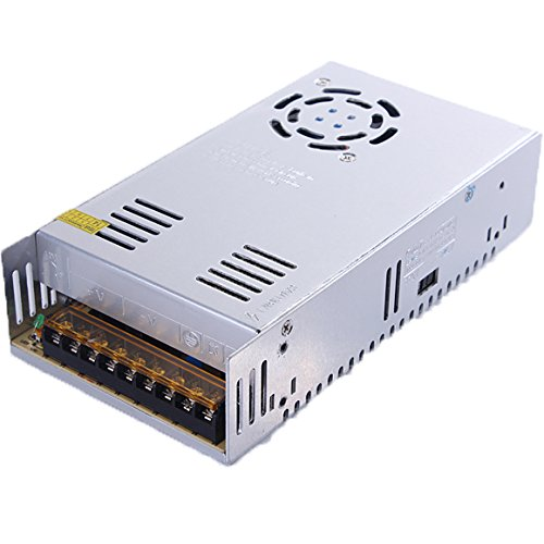 High Quality 12V 30A 360W Switch Power Supply Switching Driver Adapter For Transformer LED Strip Light Display 110V/220V
