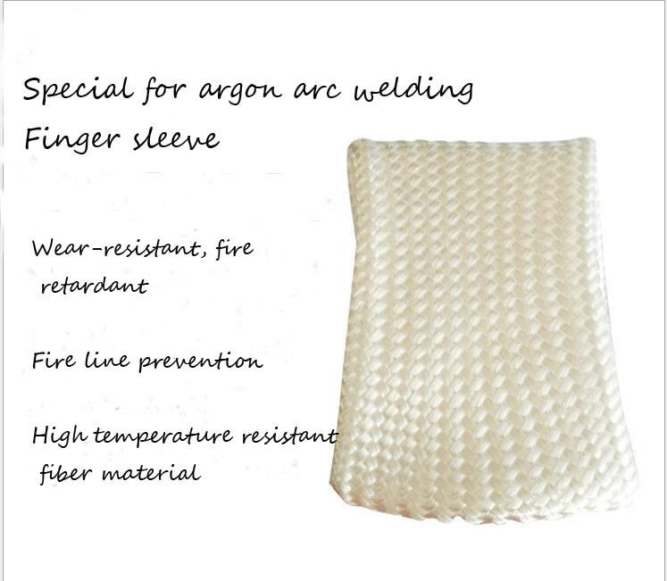 цена TIG Finger Welding Tips/Tricks TIG Finger Heat Shield Welding Gloves Heat Shield Finger Guards