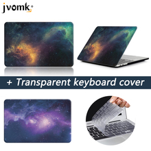 STAR laptop Case for MacBook Air 11 13 inch for APPLE MAC Pro with Retina 12 13.3 15 with Touch Bar New + keyboard cover
